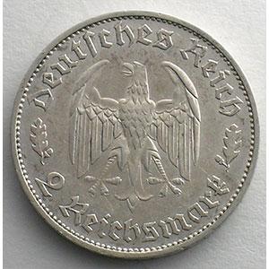 GDM 94   175° anniversaire de la naissance de Schiller  1934 F    TTB+