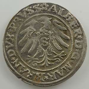 Gros   1530  Königsberg    TTB