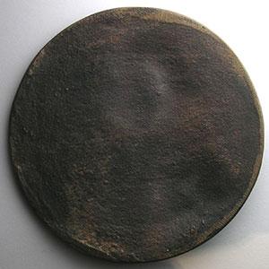 Guillaume Dupré   Médaille uniface coulée en bronze   90mm    SUP