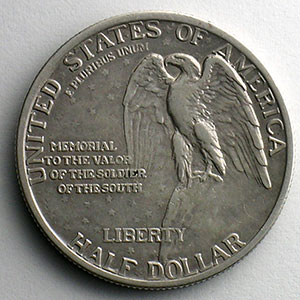 Half Dollar   1925   Stone Mountain Memorial    TTB+