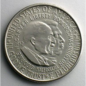 Half Dollar   1952   Carver/Washington Commemorative    SUP