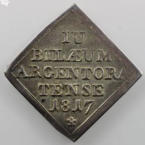 Jubilé religieux de 1817    SUP