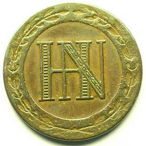 KM C24   5 Cent.   1812 C  (Cassel)    TTB