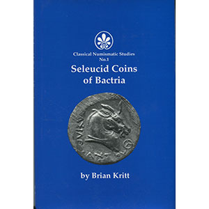KRITT   Seleucid Coins of Bactria