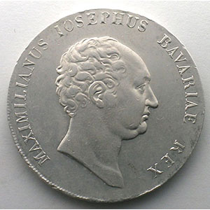 Kronentaler   1815    TTB