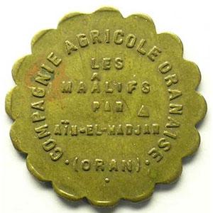 Lec.110b - Elie 10.3   1 Franc  Lt, Rf   25 mm    TTB