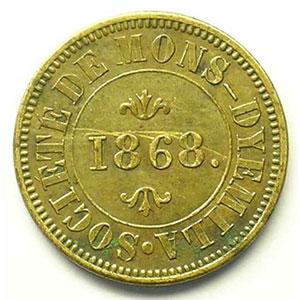 Lec. 120   1 Journée (de travail)   1868    TTB+