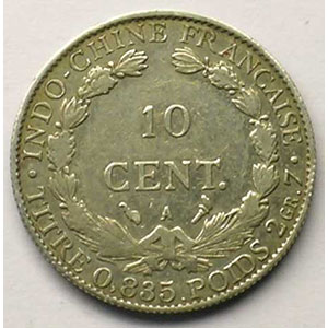 Lec.140   10 Cent.   1898 A    TTB
