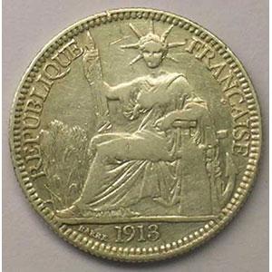 Lec.152   10 Cent   1913 A    TB+