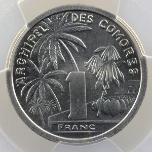 Lec.32   1 Franc   1964 Essai    PCGS-SP64    pr.FDC