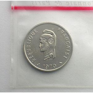 Lec.67   50 Francs   1970 Essai    FDC