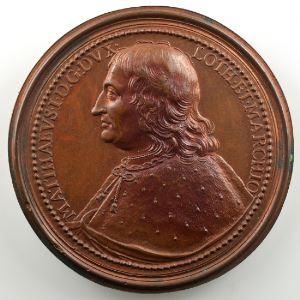 Mathieu I   bronze   47 mm    SUP