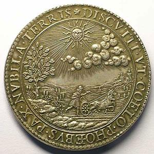 Médaille en argent   48mm    SUP