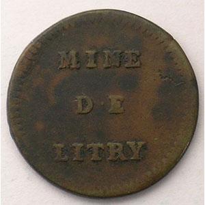 Mine de Litry    10 (sous)     TB+