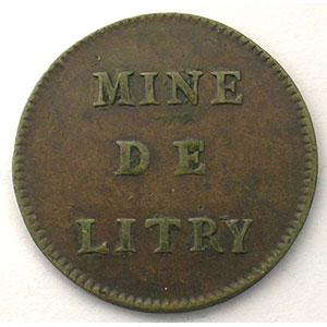 Mine de Litry    15 (sous)     TTB