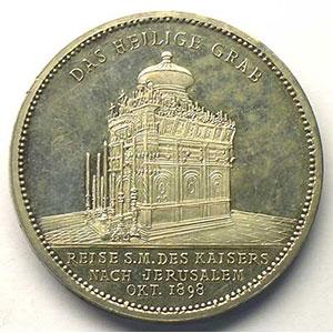 Octobre 1898   argent   33,5mm    SUP