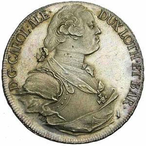 Ordre Teutonique   Thaler   1776 W E   PCGS-MS63    pr.FDC