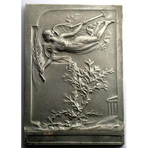 P.Vannier   Commémoration des Jeux Olympiques d'Athènes   (1906)    SUP