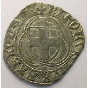Parpaïolle   Charles I  (1482-1490)    TB+/TTB
