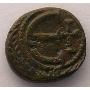 Penta de bronze   Carthage    TTB