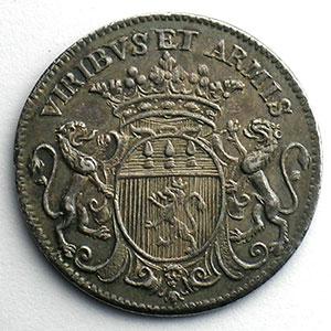 Pierre de Rissan   (1692-1712)   1696   argent    TTB+