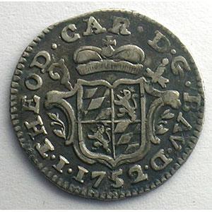 Plaquette   1752    TTB+