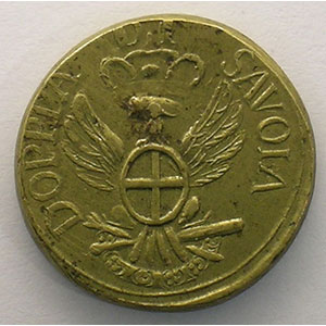 Poids monétaire de la Doppia de Savoie    TTB
