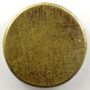 Poids monétaire du 48 Lires de Gênes   lettres A M à l'avers    TTB