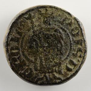 Poids monétaire du royal d'or Charles IV et Philippe IV    TB/TB+