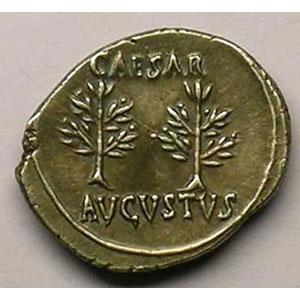 R/ CAESAR AVGVSTVS   Caesaraugusta 19-18 av.JC    SUP