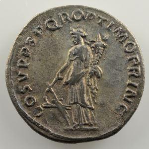 R/ COS V P P SPQR OPTIMO PRINC   (Rome 105-107)    TTB
