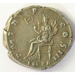 R/ FEL PR à l'ex.  P M TR P COS III   (Rome 124)    TTB+