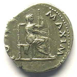 R/ PONT MAXIM   (Rome 69)    TB+