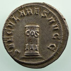 R/ SAECVLARES AVGG COS III   (Rome 248)    TTB+