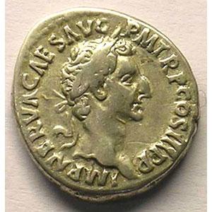 R/ SALVS PVBLICA   (Rome 97)    TB+/TTB