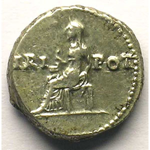 R/ TRI POT   (Rome 70-71)    TTB+