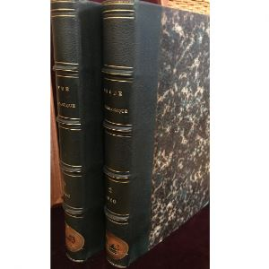 Revue Archéologique   année 1860   2 tomes