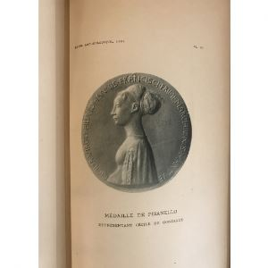 Revue Archéologique   année 1893   2 tomes