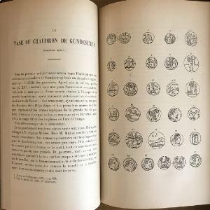 Revue Archéologique   année 1894   2 tomes