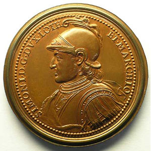 Simon I   bronze   47,5 mm    TTB+