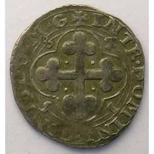 Soldo   Charles-Emmanuel I  (1580-1630)   1584 MG  (Chambéry)    TB+/TTB