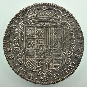 Tari   Charles II d'Espagne (1665-1700)   1684  (Naples)    TTB+/SUP