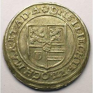 Teston   Johan-Reinhard I (1599-1625)    SUP