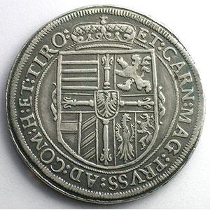 Thaler  1618 Co (Christoph Orber  HALL)    TTB