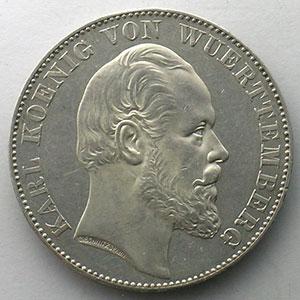Thaler   (1870-1871)    SUP