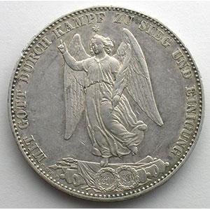 Thaler   1871    TTB