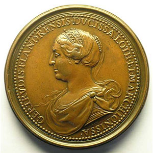 Thierry   bronze   46 mm    TTB+/SUP