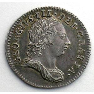 Threepence   1762    TTB+