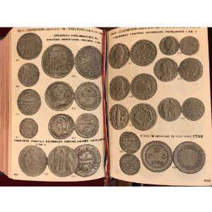 V.G. (Victor Guilloteau)   Monnaies Françaises   Colonies 1670-1942   Métropole 1774-1942