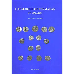 VAN'T HAAFF   Catalogue of Elymaean Coinage   ca. 147 BC - AD 228